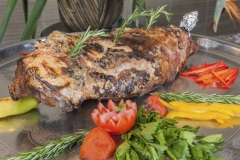 Leg of Roast Lamb